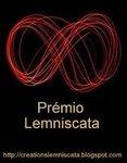 SELO- PRÊMIO LEMNISCATA