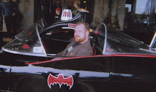 Yes... I own a Batmobile.