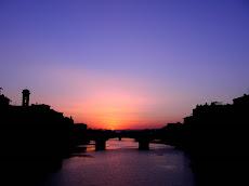 Puesta de sol desde Vecchio