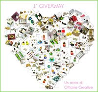 GIVEAWAY DI OFFICINE CREATIVE