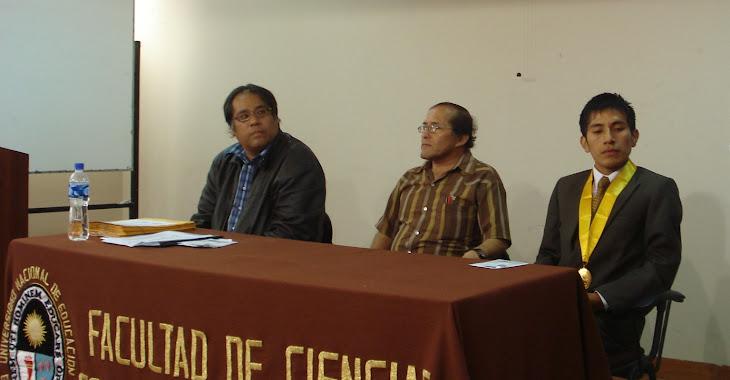 """Autoridad Estudiantil """"TERCIO ESTUDIANTIL DE LA UNE"""""""