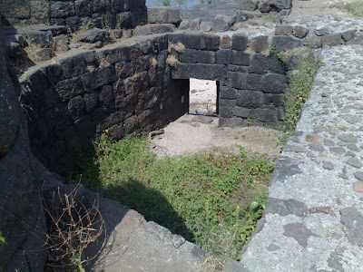 Second Small Gate of the Alibag Fort, Southern Area.