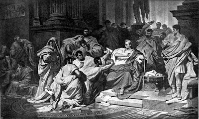 Trusted Friends! to Trusted Friends!! and Secrets Bend!!!-Julius Caesar