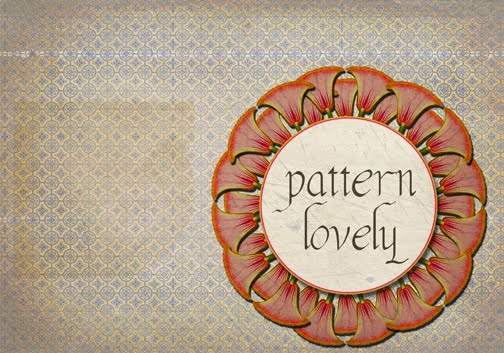 pattern lovely