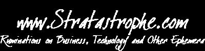 Stratastrophe