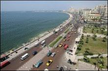 إقامة محور جديد لمدينة الإسكندرية بطول 42 كيلو مترا ..