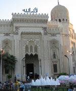 مساجد لها تاريخ: مسجد أبى العباس المرسى