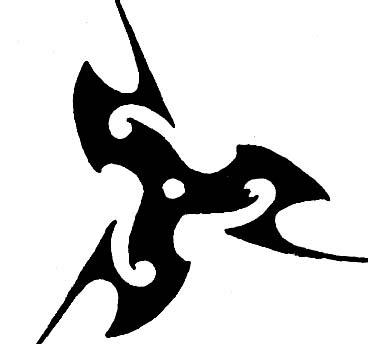 tatuaje de christian chavez. tatuaje tribale. Berk blog: tatuaje tribale