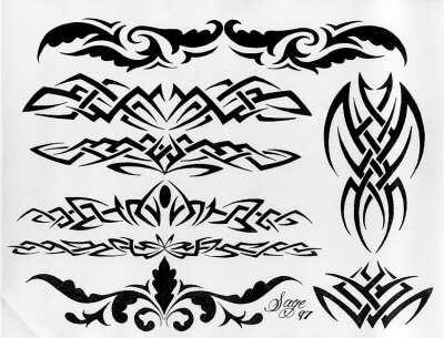 tatuaje en puerto. Donovan's Blog: tatuajes de puerto rico - tatuaje poze tribal