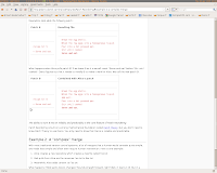 screenshot of patch theory documentation page