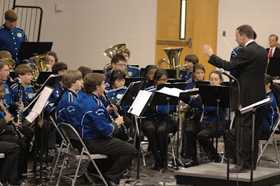 Concert Band Receives Superior Ratings at State Competition 1