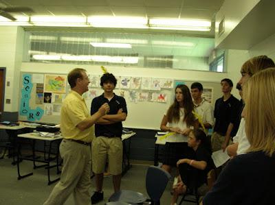 John Conway Named Claes Nobel Educator of Distinction 1