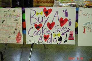 St. Bede Third Grade Raises over $950 for the Montgomery Humane Society 1