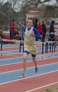 Knight's Boys Track Finish Third at Capital City Junior High Competition 1