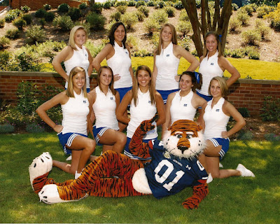 Montgomery Catholic Varsity Cheerleaders Shine at UCA Cheer Camp 1