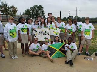 Montgomery Catholic NOW Classes Keep Olympic Spirit 1