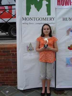 "Starrett Wins Grand Prize for ""Howl-iday"" Art Contest 1"