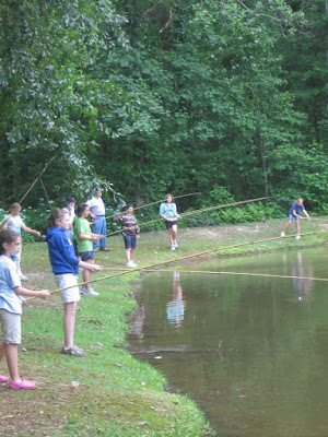 A Day at the Alabama Nature Center by Mary Reagan Starrett 1