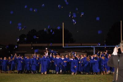 Congratulations Class of 2009, 134th Graduating Class of Montgomery Catholic Preparatory School 2