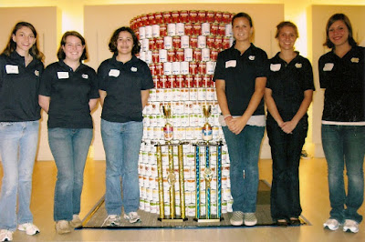 Montgomery Catholic team wins Goodwyn, Mills, & Cawood Can-Structure Competition 1