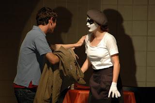 "Montgomery Catholic Drama Department Performs ""Check, Please!"" 1"