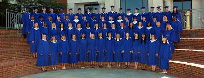 Congratulations to Montgomery Catholic's 135th Graduating Class 1