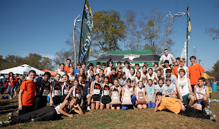 Alabama's Catholic High Schools Award Winners at 2010 AHSAA Cross Country Championships 1