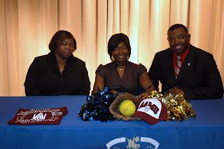 Britt Commits to Alabama A&M University 1