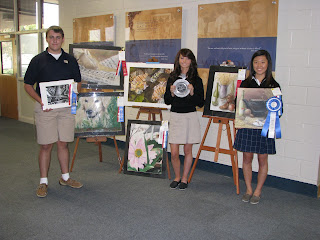 Montgomery Catholic Art Students Sweep AL National Fair Competition 1