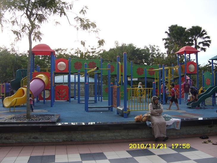 Taman Permainan Kanak-kanak di Putrajaya Dan Taman Permainan Kanak