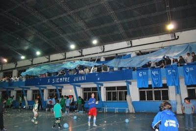 Veni a ver a Los Man Blue Futbol !!!