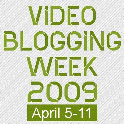 Videoblogging 2009 Poster