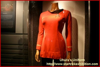 Uhura's Uniform TOS