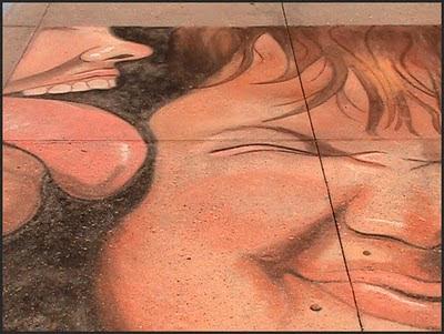 Pasadena Chalk Art