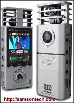 Q3HD Camcorder