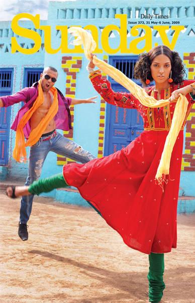 Enjoy Desi Spunk Sunday Fashion Magazine Pakistani Fashion