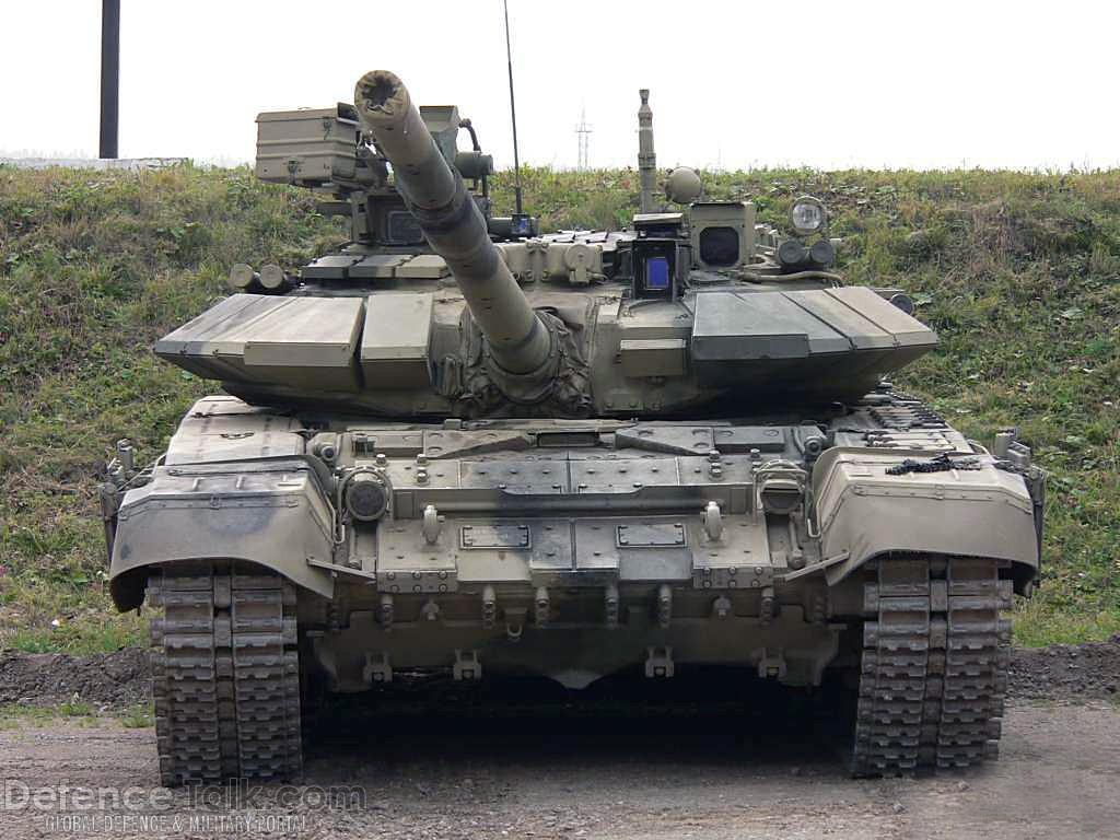 tanques de guerra modernos