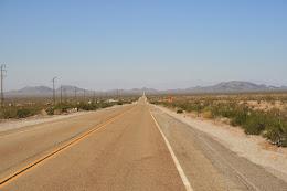 The Mojave Desert