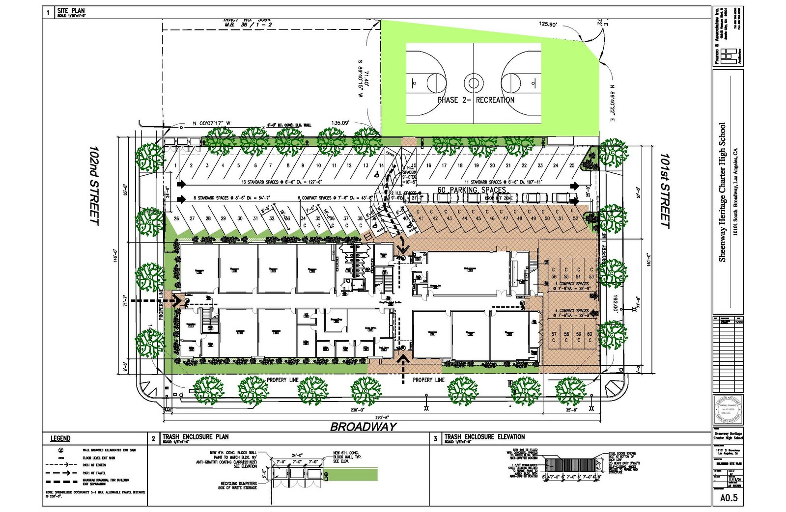 Site Plan Sheenway Heritage