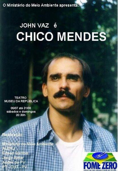 interpretando CHICO MENDES