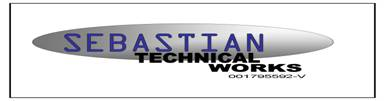 SEBASTIAN TECHNICAL WORKS