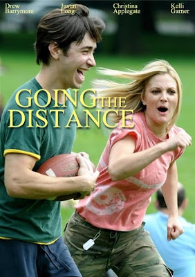 Drew Barrymore and Justin Long - Going the Distance Movie