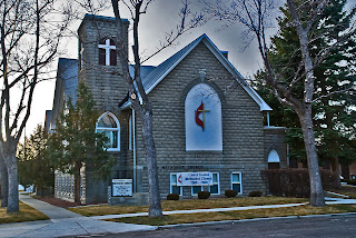 Laurel Montana United Methodist Church