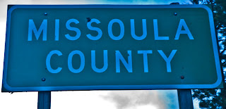 Missoula County Sign