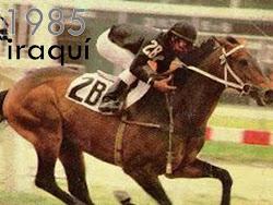 Iraqui (1985): tercer triple coronado venezolano