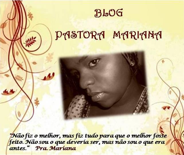 Pastora Mariana