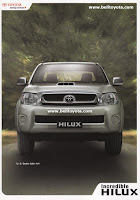 Brosur Toyota Hilux