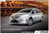 Brosur New Vios Facelift