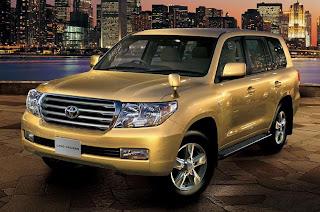 Spesifikasi Toyota Land Cruiser