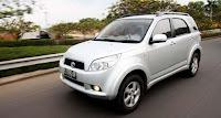 Toyota Rush : Konsumsi BBM